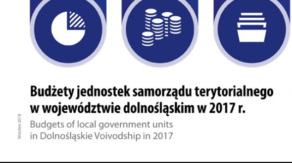 Budgets of the local government entities in Dolnośląskie Voivodship in 2017