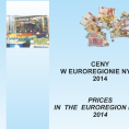 Prices in the Euroregion Nysa 2014 Foto