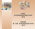 Prices in the Euroregion Nysa 2016 Foto