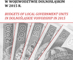Budgets of the local government entities in Dolnośląskie Voivodeship in 2015 Foto