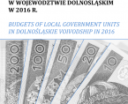 Budgets of the local government entities in Dolnośląskie Voivodship in 2016 Foto