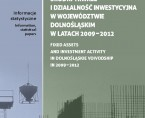 Fixed assets and investment activity in dolnośląskie voivodship 2009—2012 Foto