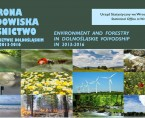 Environmental protection and forestry in Dolnośląskie Voivodship in 2013-2016 Foto